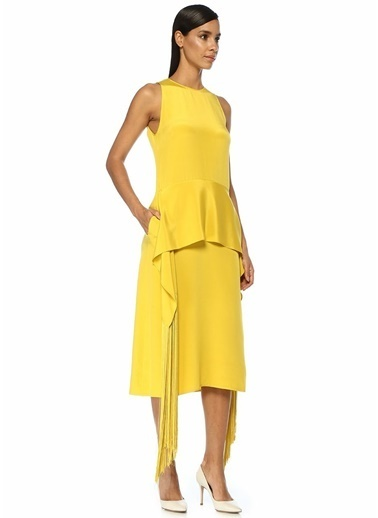 Stella McCartney Elbise Sarı